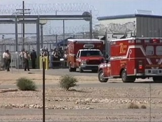 80 Inmates Moved After Prison Riot