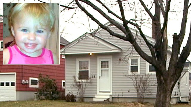 PHOTO: Blood discovered in the home of the father of missing Maine toddler Ayla Reynolds has been shown to have come from the child.