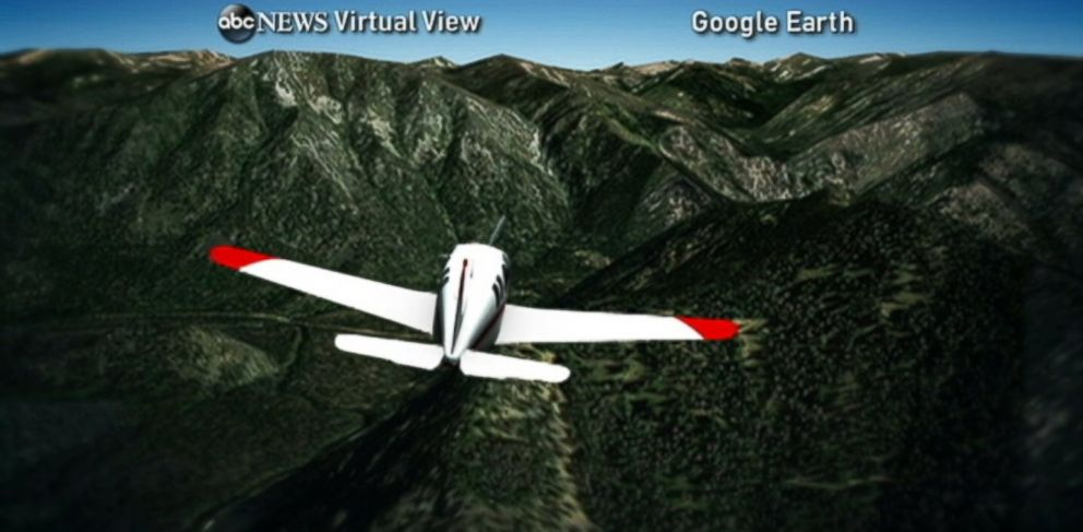 PHOTO: A Beech Bonanza plane piloted by Dale Smith went missing while on destination to Butte, Mont.