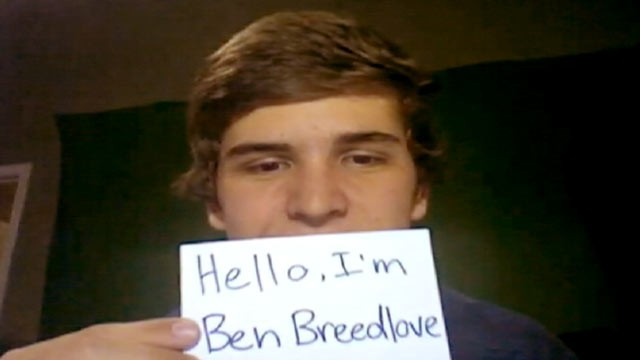PHOTO: A Texas teenager, Ben Breedlove, who cheated death three times despite a dangerous heart condition died on Christmas night from a heart attack, but not before posting a two-part video on YouTube telling his story and describing a series of powerful