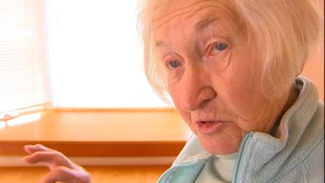 VIDEO: Elderly woman fights clerical error to regain her assets.
