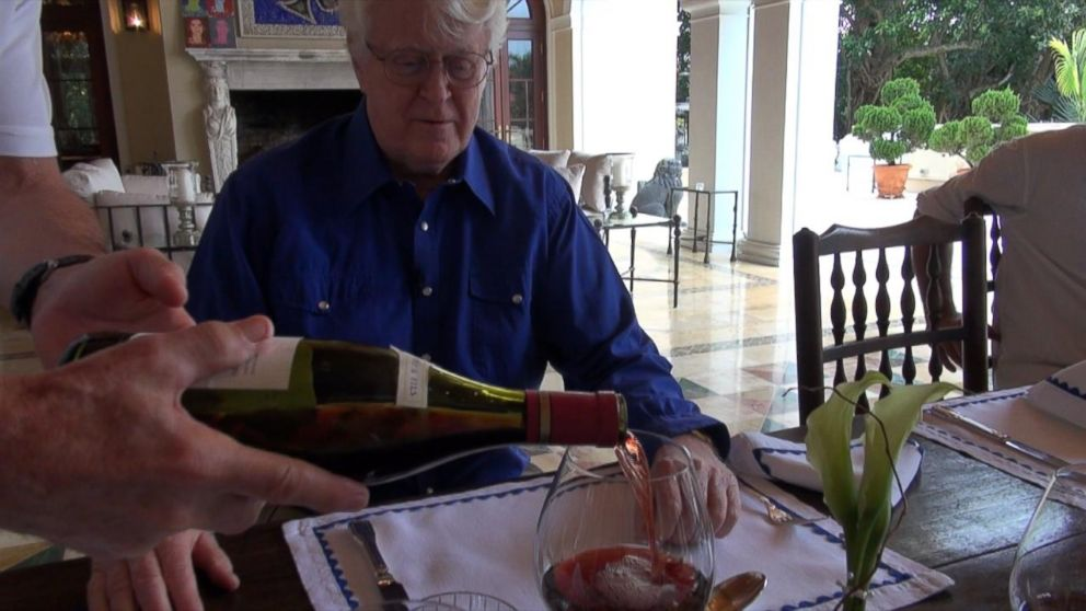PHOTO: Bill Koch estimates hes spent nearly $5 million on counterfeit wines, and now he's spending $25 million to fight the fakers.