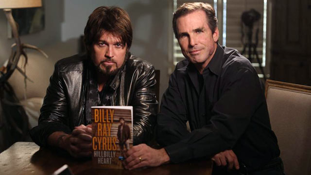 "PHOTO: Billy Ray Cyrus sat down with ABCs Bob Woodruff for an exclusive interview with ""Nightline."""