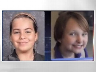 Video of Missing Iowa Girls Discovered