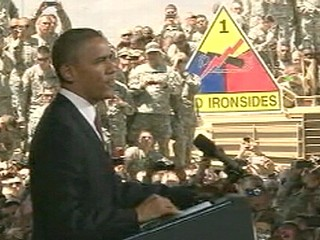 With Obama Visit, Ft. Bliss Troops Talk Suicide Prevention