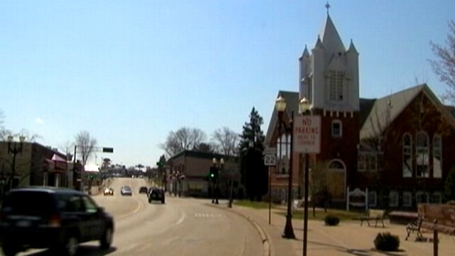 Mysterious Booms in Clintonville, Wisconsin