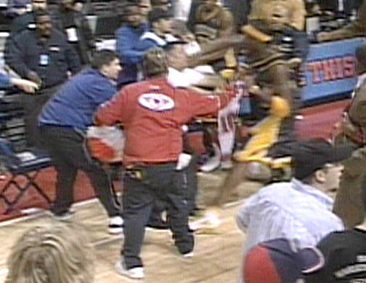 NBA Brawl