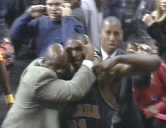 NBA Brawl