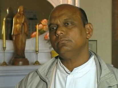 "VIDEO: Rev. Joseph Jeyapaul: ""I did not commit any sin."""