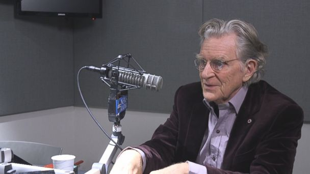 Robert Thurman sat down for an interview with ABC News' Dan Harris for his