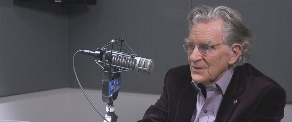 """Robert Thurman sat down for an interview with ABC News Dan Harris for his """"10% Happier"""" podcast."""