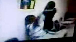 Photo: Classroom Beating: Florida Student Gets Pummeled While Teacher Sits Back