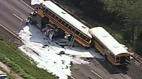 Two dead in Missouri School Bus Crash