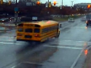 Baltimore School Bus Drivers Net Over 800 Traffic Violations