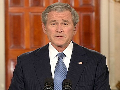 VIDEO: Bush Bids America Farewell