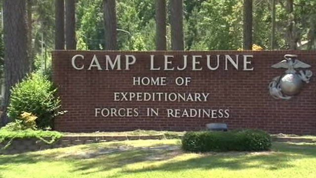 PHOTO: Camp Lejeune, a military base in North Carolina, is home to hundreds of thousands of Marines and their families. Its also the site of what may be the largest water contamination in American history.