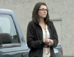 PHOTO: Amy Garrett, 22, of Portland, Ore. was carjacked at gunpoint by two young boys.