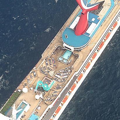 Carnival Triumph Cruise Ship Stranded Photos ABC News - Carnival cruise ship that broke down
