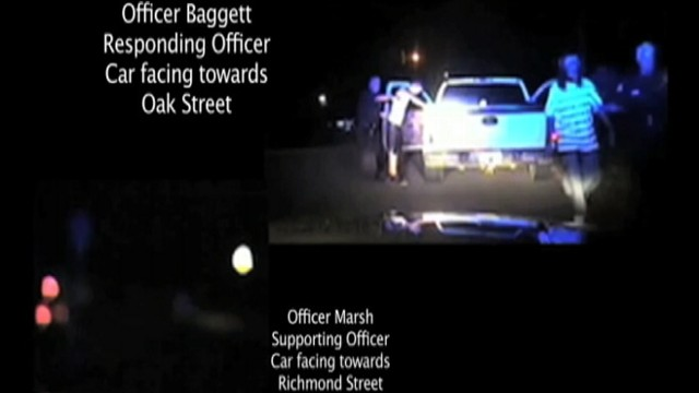 VIDEO: Authorities investigate how handcuffed 21-year-old shot and killed himself in squad car.