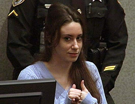 Casey Anthony: Loving Mother to Stressed Out Inmate
