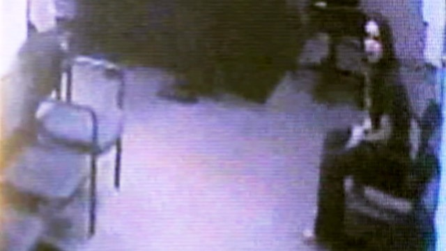 PHOTO: Video showing Casey Anthony