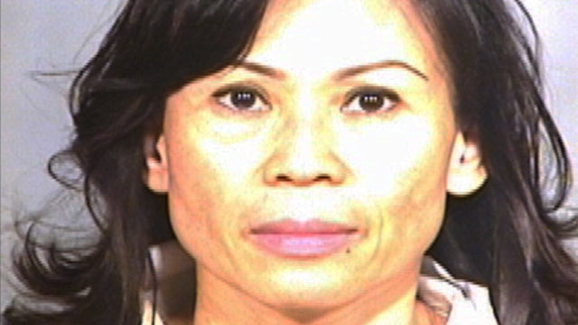 PHOTO: Catherine Kieu Becker was arrested on July 11, 2011, for allegedly tying her husband up and cutting off his penis.