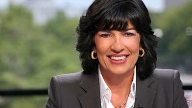PHOTO: Christiane Amanpour