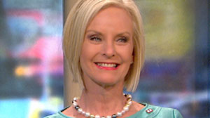 Cindy McCain on Good Morning America