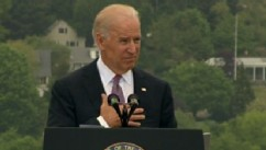 VIDEO: Biden Welcomes Grads to 'Greatest Coast Guard the World Has Ever Seen'
