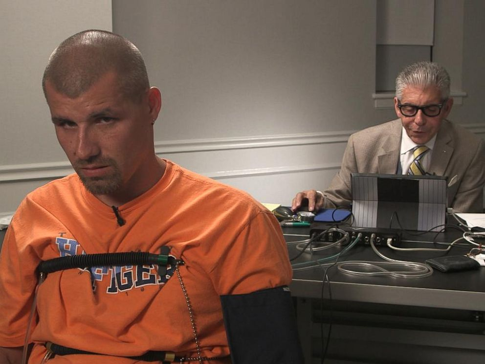 PHOTO: Ex-con James McClish agreed to a lie detector test to show he was not involved in Lauren Spierers disappearance.