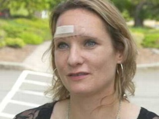 Woman Recovers From 200 Pole Splinters Through Windshield