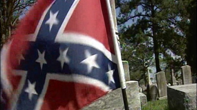 Video: Virginia's Confederate history month sparks outrage.