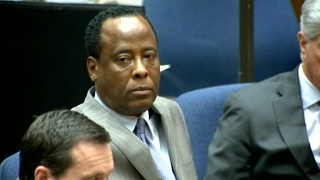 PHOTO: Conrad Murray has been found guilty in his involuntary manslaughter trial in the death of singer Michael Jackson at the Los Angeles Superior Court in downtown Los Angeles, Nov. 7, 2011.