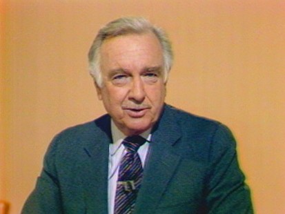 VIDEO: Walter Cronkite dies at age 92.