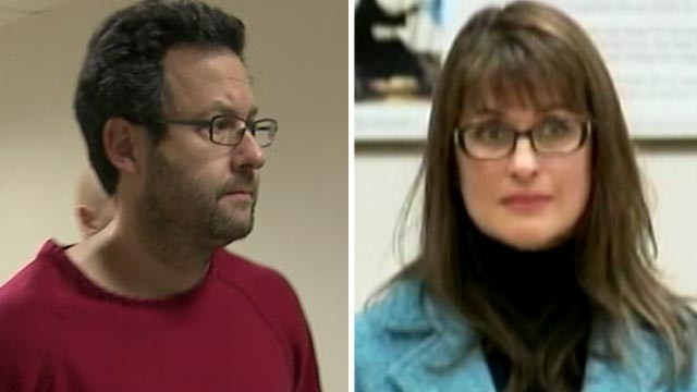PHOTO: Jennifer Grant, right, wife of Danford Grant, in recent court documents is said to have moved her husband's car.