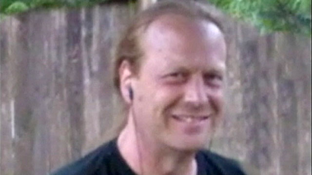 PHOTO: Dean Barker, seen in this undated photo, was found bound, brutally beaten and strangled outside a vacant home in Tacoma, Wash. on Sept. 8, 2012.