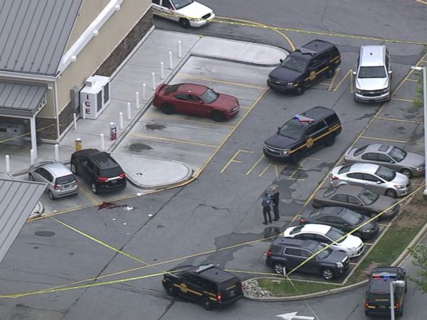 Delaware state trooper dies after being shot in convenience store parking lot