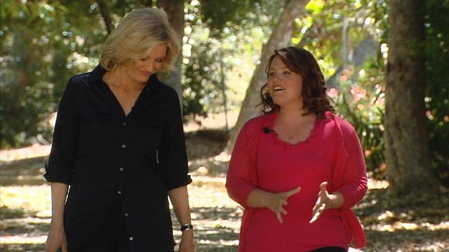 PHOTO: ABC News' Diane Sawyer sits down for an exclusive interview with Jaycee Dugard Sunday night, July 10th on ABC.