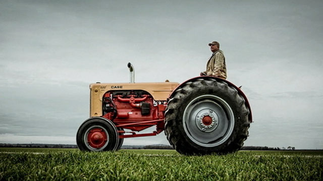 PHOTO: Dodge Ram featured an ad about farmers during Superbowl LXVI on Feb. 3, 2013.