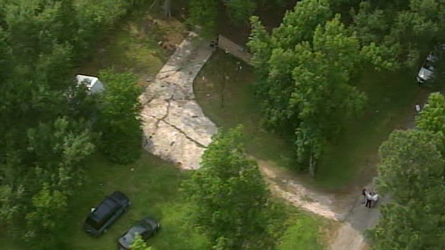 PHOTO: Officials said dozens of bodies have been found June 7, 2011 in Liberty County, Texas.