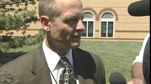 VIDEO: Dr. Tiller was shot as he entered his Lutheran church this morning.