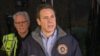 "Governor Cuomo says that the train derailment ""is a chance to review the entire operation."""