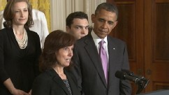 VIDEO: President explains how new health care plan will help uninsured Americans