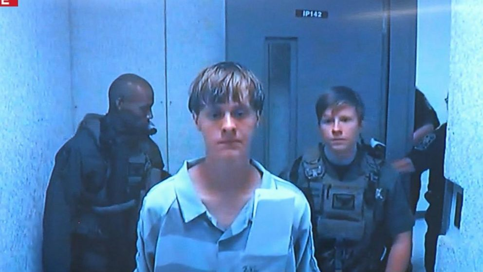 Dylann Roof Hears Victims' Families Speak at First Court ...