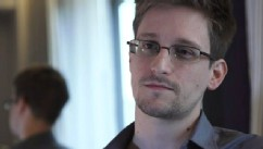 Edward Snowden, seen here in an interview with The Guardian newspaper, told the newspaper he was the source of a series of leaked documents from the National Security Agency.