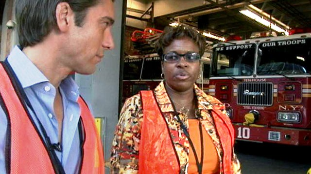 PHOTO: Ten years ago, on Sept. 11, 2001, Florence Jones was working for Baseline Financial at the World Trade Center when planes piloted by terrorists plowed into the two towers in downtown Manhattan.