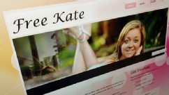 PHOTO: 'Free Kate' website