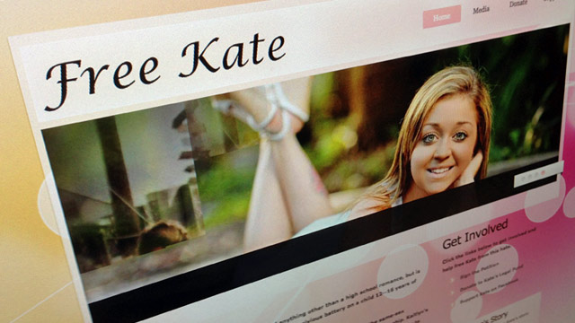 PHOTO: Free Kate website