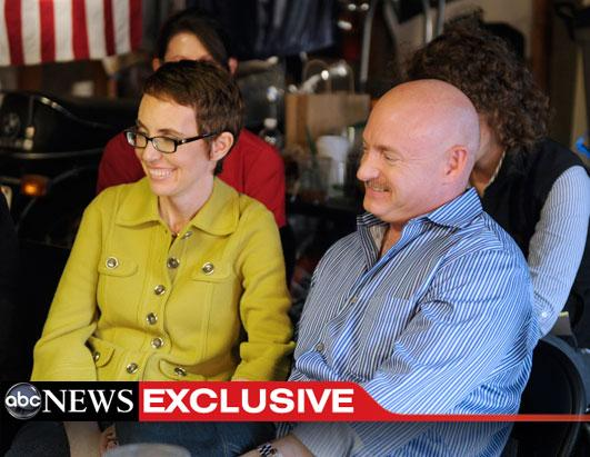 Rep. Gabrielle Giffords' and Mark Kelly's Remarkable Journey to Recovery