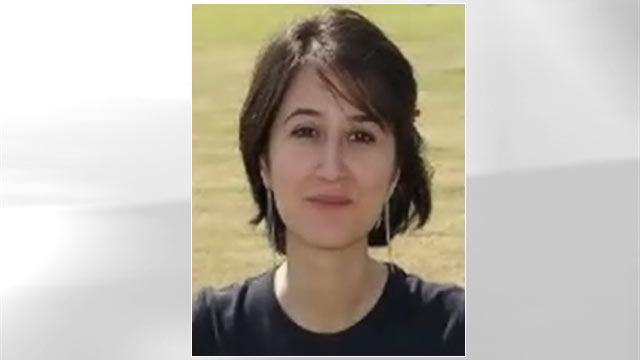 PHOTO: Gelareh Bagherzadeh, an Iranian woman activist, was shot and killed near her home in Houston, TX.